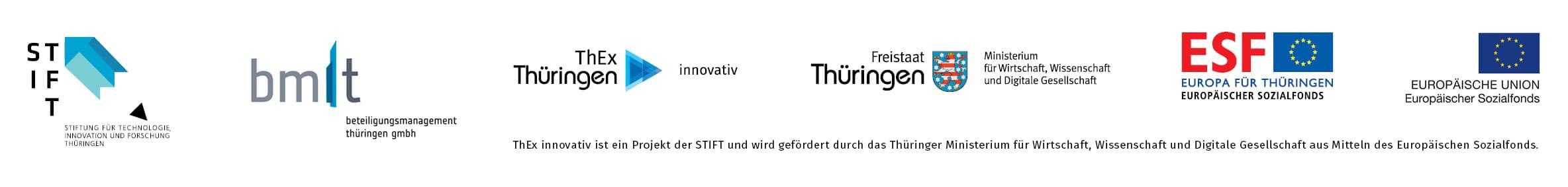 Logoleiste Investor Days Thüringen