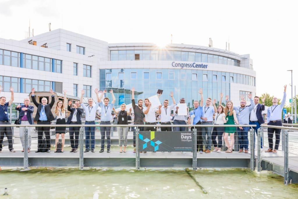 Pitcher Investor Days Thüringen 2019