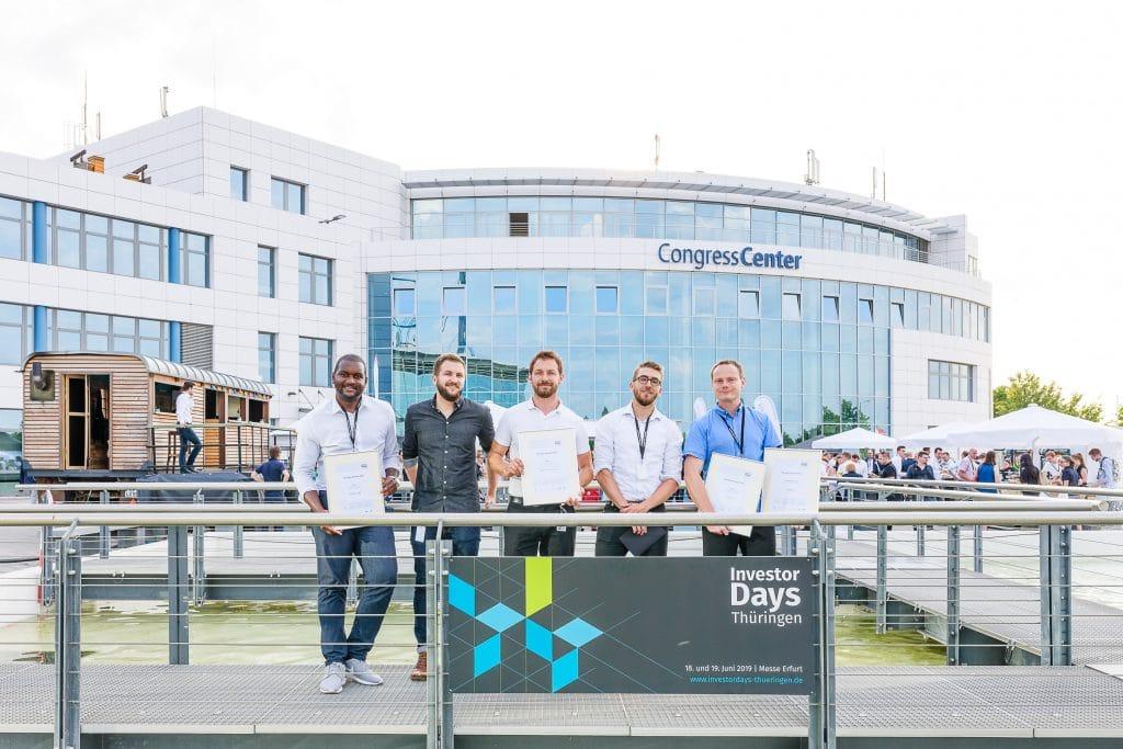 Gewinner - Investor Days Thüringen